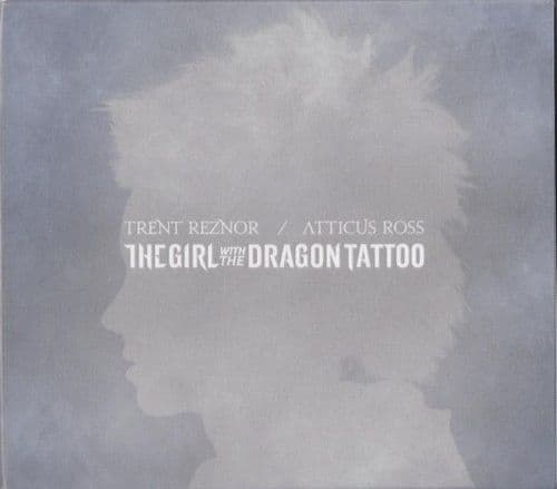 Trent Reznor / Atticus Ross<br>The Girl With The Dragon Tattoo<br>3CD